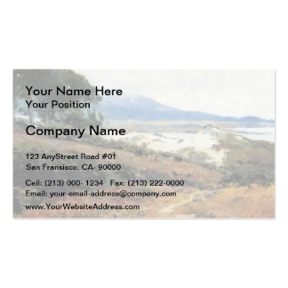 Carmel Dunes by Guy Rose Business Cards