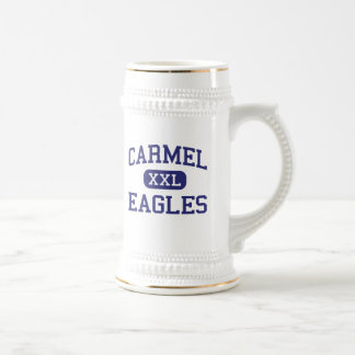 Carmel - Eagles - High School - Mundelein Illinois Beer Stein