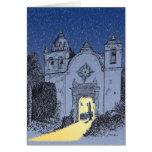 Carmel Mission Card
