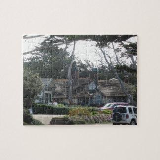 Carmel por el mar puzzle con fotos