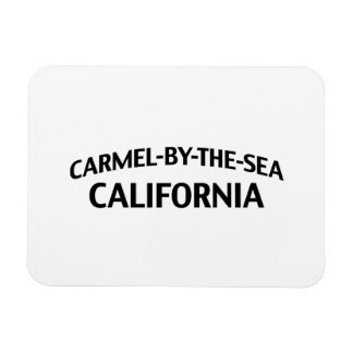 Carmel-por--Mar California Iman Rectangular