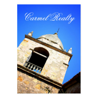 Carmel Realty Large Business Card