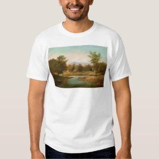Carmel River Scene (0236A) T Shirt