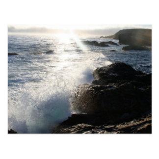 Carmel Splash Postcard