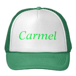 Carmel Trucker Hat