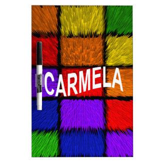 CARMELA Dry-Erase BOARD