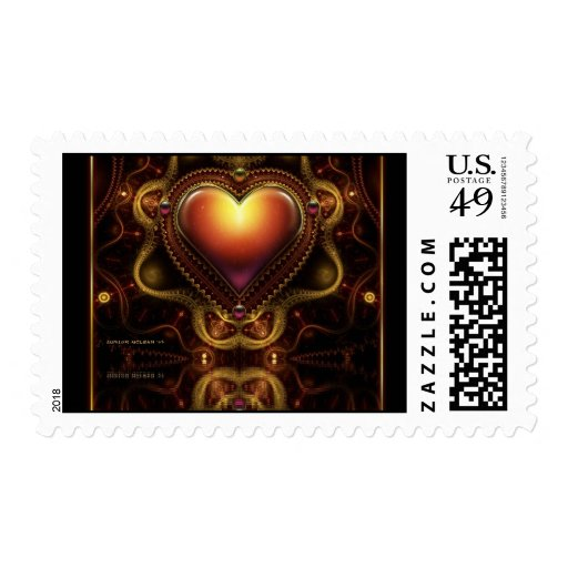 Carmelias Jewel Stamps