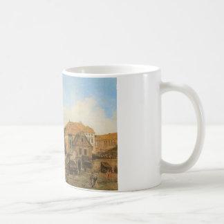Carmelite Church in Warsaw by Bernardo Bellotto Coffee Mug