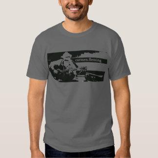 carmen grises fleming la camiseta camisas