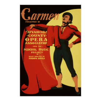 Carmen, la ópera impresiones