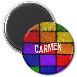 CARMEN MAGNET