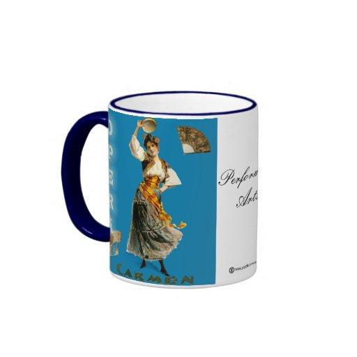 Carmen Opera Mug