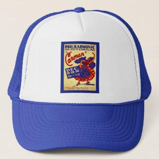 Carmen Trucker Hat