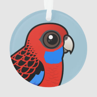 Carmesí Rosella de Birdorable