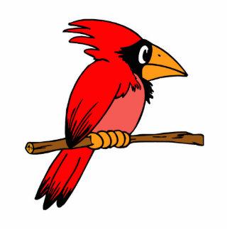 Carmichael Cardinal Cutout