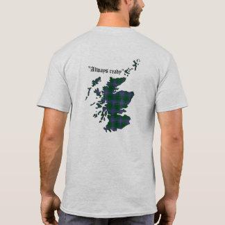 Carmichael Clan Adult T-Shirt
