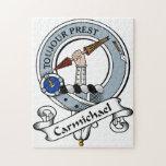 Carmichael Clan Badge Puzzles
