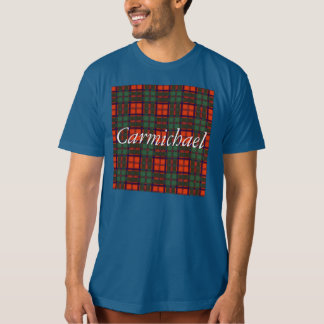 Carmichael clan Plaid Scottish kilt tartan T-Shirt