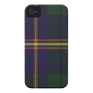 Carmichael Scottish Tartan iPhone4 Case