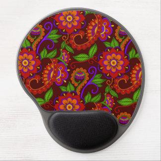Carmine Gel Mouse Pad