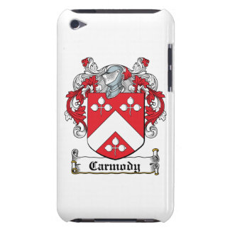 Carmody Family Crest Barely There iPod Covers