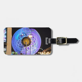Carn 15 luggage tag