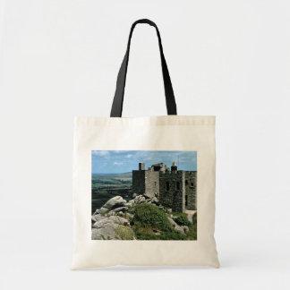 Carn Brea Castle at the Cornish Riviera Tote Bag
