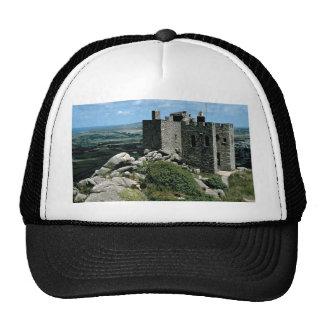 Carn Brea Castle at the Cornish Riviera Mesh Hats