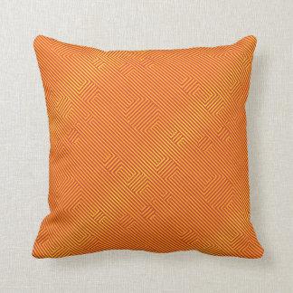 Carnaby Orange Pillows