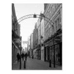 Carnaby Street, London Postcard