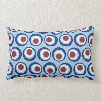 Carnaby Street Sushi Throw Pillows