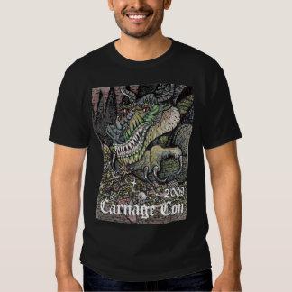 Carnage Con Tee Shirt