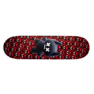 Carnage - Dark Army Red Skateboard Decks
