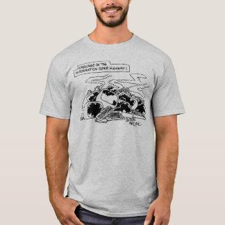 Carnage on the Information Super Highway!! T-Shirt