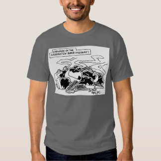 Carnage on the Information Super Highway!! Tee Shirt