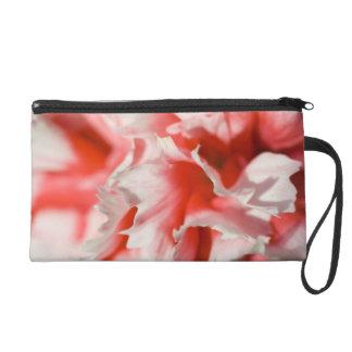 Carnation Flower Wristlet
