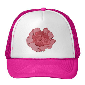 carnation hat