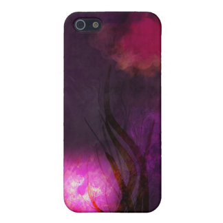 """""""Carnation"""" iPhone 4 Protective Case"""