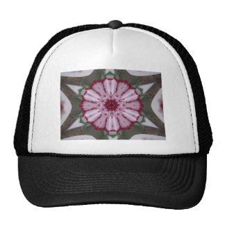 Carnation Kaleidoscope Trucker Hat