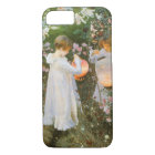 Carnation, Lily, Lily, Rose By John Singer Sargent iPhone 8/7 Case