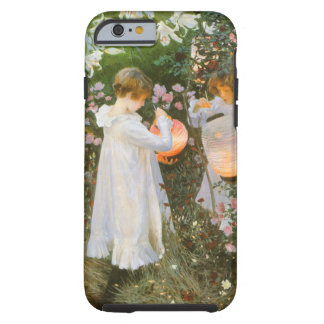 Carnation, Lily, Lily, Rose By John Singer Sargent Tough iPhone 6 Case