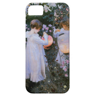 Carnation, Lily, Lily, Rose iPhone 5 Covers