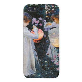 Carnation, Lily, Lily, Rose - John Singer Sargent Cover For iPhone SE/5/5s