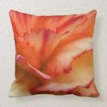 carnation pillow