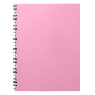 Carnation Pink Journal