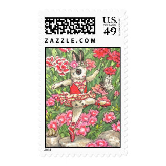 Carnation Stamp