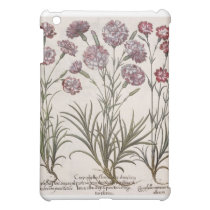 Carnations: 1.Caryophyllus flore majore; 2. Caryop Cover For The iPad Mini