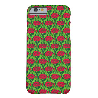 Carnations I Barely There iPhone 6 Case