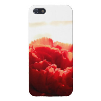 Carnations iPhone SE/5/5s Case