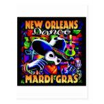 Carnaval #010 de New Orleans Postal